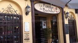 LA FONDUE DE BACHILLER  Valencia